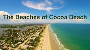 Map Of Cocoa Beach Florida by The Beaches Of Cocoa Beach Florida Aerial Tour Video Youtube