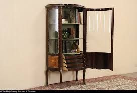 Curio Cabinet Furniture Curio Cabinet Furniture Antique Curio Cabinets With Drawers