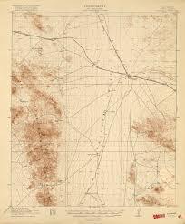 Santa Fe New Mexico Map by