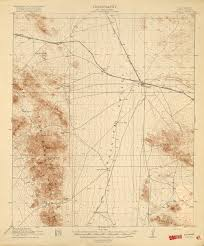 Map Of Santa Fe New Mexico by