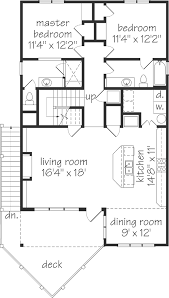 Southern Living Floorplans Double Vision Clay Adams Southern Living House Plans