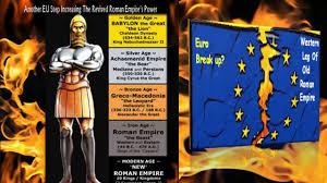 does the prophet daniel warn of the break up of the european union
