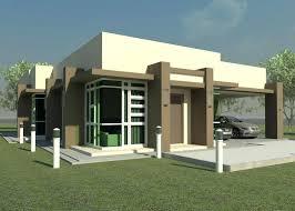 modern single house plans modern flat roof house designs modern houses by small modern flat