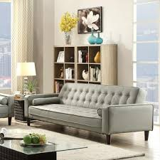 Wayfair Sleeper Sofa Amazing Of Faux Leather Sleeper Sofa Wade Logan Derek Faux Leather