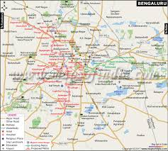 world map by cities bengaluru city map travel information and facts
