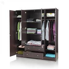 Wardrobe Online Shopping Double Bed Price In Big Bazaar Bedroom Furniture Designs With