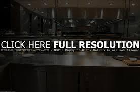 designing a restaurant kitchen home decoration ideas
