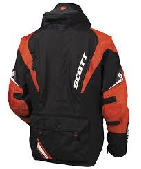 scott motocross gear scott enduro jacket 350 nb black orange 2016 maciag offroad