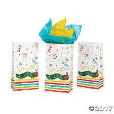 treat bags hungry caterpillar treat bags