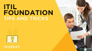 itil foundation tips and tricks itil v3 foundation training
