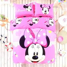 minnie mouse bedroom set minnie mouse duvet covers mickey and mouse king queen adults