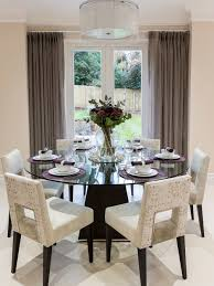 Circle Glass Table And Chairs Round Glass Table Houzz