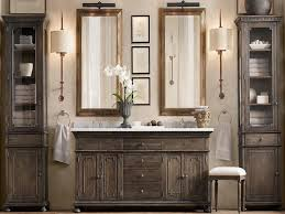 Restoration Hardware Bathroom Furniture by Bathroom Sconce Lighting For The Amazing One Nashuahistory