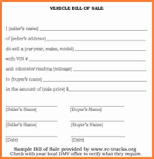 7 sample bill of sale motorcycle stationery bills