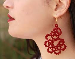 Login U2013 Fatat Jewelry by Chandelier Earrings Etsy Dk
