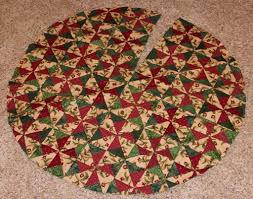 Quilted Christmas Tree Skirts To Make - quilted christmas tree skirt patterns free patterns tutorials