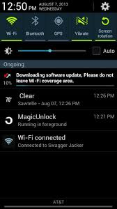 how to update android how to update your samsung galaxy s3 to the newest available