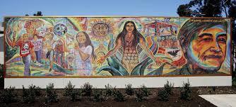 mural at ucsd breaks boundaries builds bridges the san diego mural at ucsd breaks boundaries builds bridges the san diego union tribune