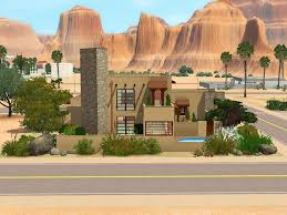 Southwest House Mod The Sims Su Casa Southwest
