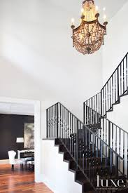 chandeliers design awesome architecture design interiors insight contemporary wroughtiron entry staircase foyer lighting ideas story