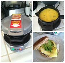 Breakfast Sandwich Toaster Breakfast Sandwich Maker Giveaway 12 Weeks Of Giveaways Crazy