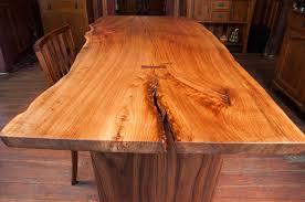 Oak Slab Table by Live Edge Table Natural Live Edge Woodwork Pinterest Wood