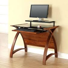36 Inch Computer Desk Awesome 36 Wide Desk For Writing Table With Drawers Foter