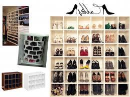 closet shoe organizers closet storage racks ikea shoe storage