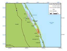Sebastian Florida Map by Fgdc Metadata Archive Of Digital Boomer Sub Bottom Data