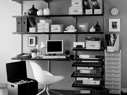 home office decorating ideas pictures office storage small home office design with wooden desk and red