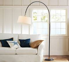 Pulley Floor Lamp Pottery Barn Floor Lamps Modern Floor Lamps