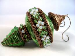 20 best beaded ornaments images on beaded