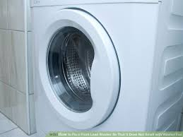 front load washer fan how to fix a front load washer so that it does not smell with washer fan
