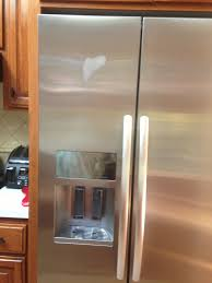 Kitchenaid Counter Depth French Door Refrigerator Stainless Steel - decorating kitchenaid side by side counter depth refrigerator
