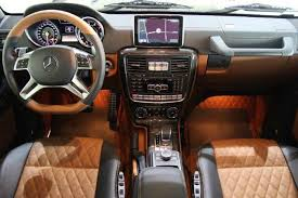 G Wagon 6x6 Interior Rare Mercedes 6 6 Surfaces In Florida On Sale For 975k