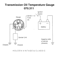 wiring diagrams for classic car parts from holden vintage