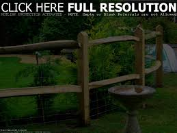 bedroom charming fence posts garden wood for long ideas plastic