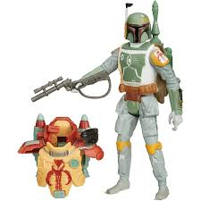 wars boba fett interactive room guard walmart