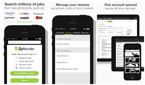 Resume Job Order by Fractals Top 5 Apps To Find A Job