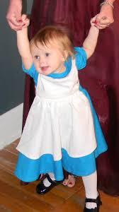 Alice Wonderland Halloween Costumes Kids Maddy Wonderland Custom Toddler Halloween Costume Crafty