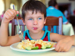 Kids Eating Table Getting Your Children To Eat The Meals You Cook