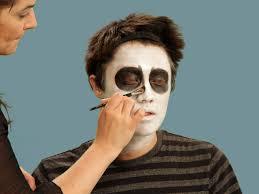 Halloween Skeleton Makeup For Kids by Halloween Makeup Tutorial Skeleton Hgtv