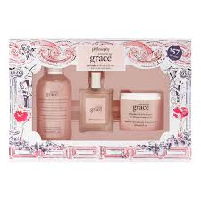 buy amazing grace by philosophy online basenotes net philosophy amazing grace 3 piece set includes 2 0 oz eau de toilette spray 8 0 oz shower gel 4 0 oz whipped body creme