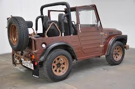 1983 suzuki jimmy 4 4 classic motor sales