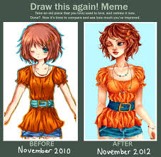 Draw It Again Meme - draw this again meme by thiefofstarz on deviantart
