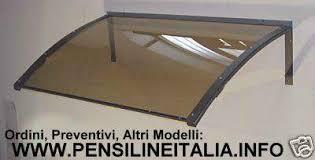 pensilina tettoia in policarbonato plexiglass pensilina tettoia policarbonato plexiglass a asti kijiji