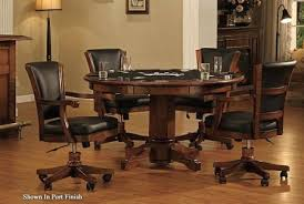 poker table and chairs legacy billiards elite game table set with