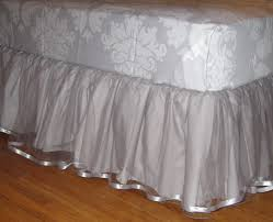 Daybed Dust Ruffle Daybed Tulle Bedskirt Select Your Size Colors