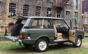 old land rover models yvb 151h range rover chassis no 1 land rover centre