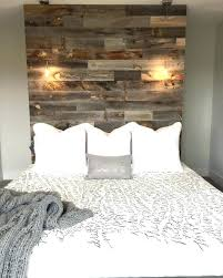 Distressed Wood Headboard Wood Headboard Get Quotations A Lodge Style Metal Scroll